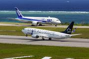 JA51AN - ANA - All Nippon Airways Boeing 737-800 aircraft