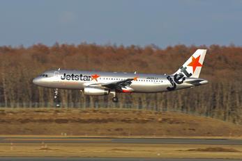 JA09JJ - Jetstar Japan Airbus A320