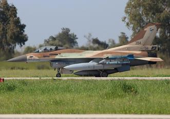 394 - Israel - Defence Force General Dynamics F-16C Fighting Falcon