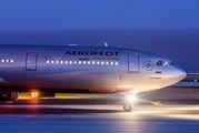 VQ-BMX - Aeroflot Airbus A330-300 aircraft