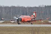 RA-01502 - Dexter Pilatus PC-12 aircraft
