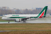 EI-IMX - Alitalia Airbus A319 aircraft