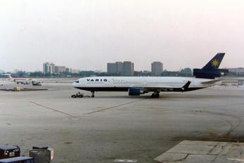 PT-MSJ - VARIG McDonnell Douglas MD-11