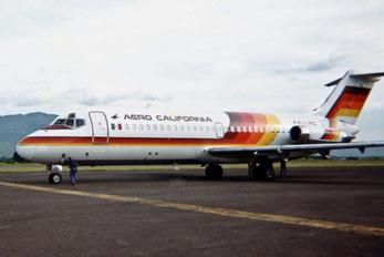 XA-LAC - Aero California McDonnell Douglas DC-9