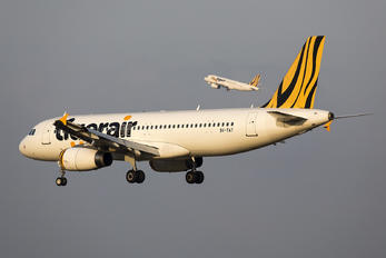 9V-TAT - Tiger Airways Airbus A320