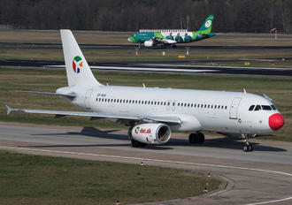 OY-RUS - Danish Air Transport Airbus A320