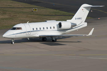 D-AMSC - MHS Aviation Canadair CL-600 Challenger 600 series