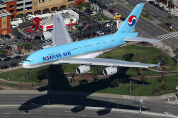 HL7628 - Korean Air Airbus A380