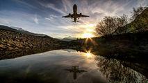 G-EZTI - easyJet Airbus A320 aircraft