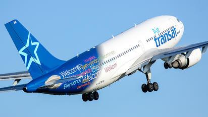 C-GTSW - Air Transat Airbus A310