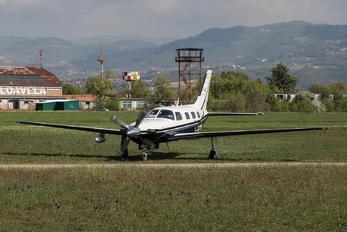 I-ECPM - Private Piper PA-46 Malibu Meridian / Jetprop DLX