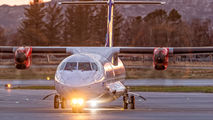 OY-JZH - SAS - Scandinavian Airlines ATR 72 (all models) aircraft