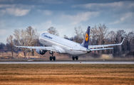 D-AEBB - Lufthansa Regional - CityLine Embraer ERJ-195 (190-200) aircraft