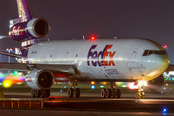 N585FE - FedEx Federal Express McDonnell Douglas MD-11F