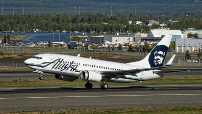 N644AS - Alaska Airlines Boeing 737-700