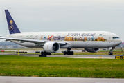 HZ-AK26 - Saudi Arabian Airlines Boeing 777-300ER aircraft