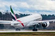 A6-EFI - Emirates Sky Cargo Boeing 777F aircraft