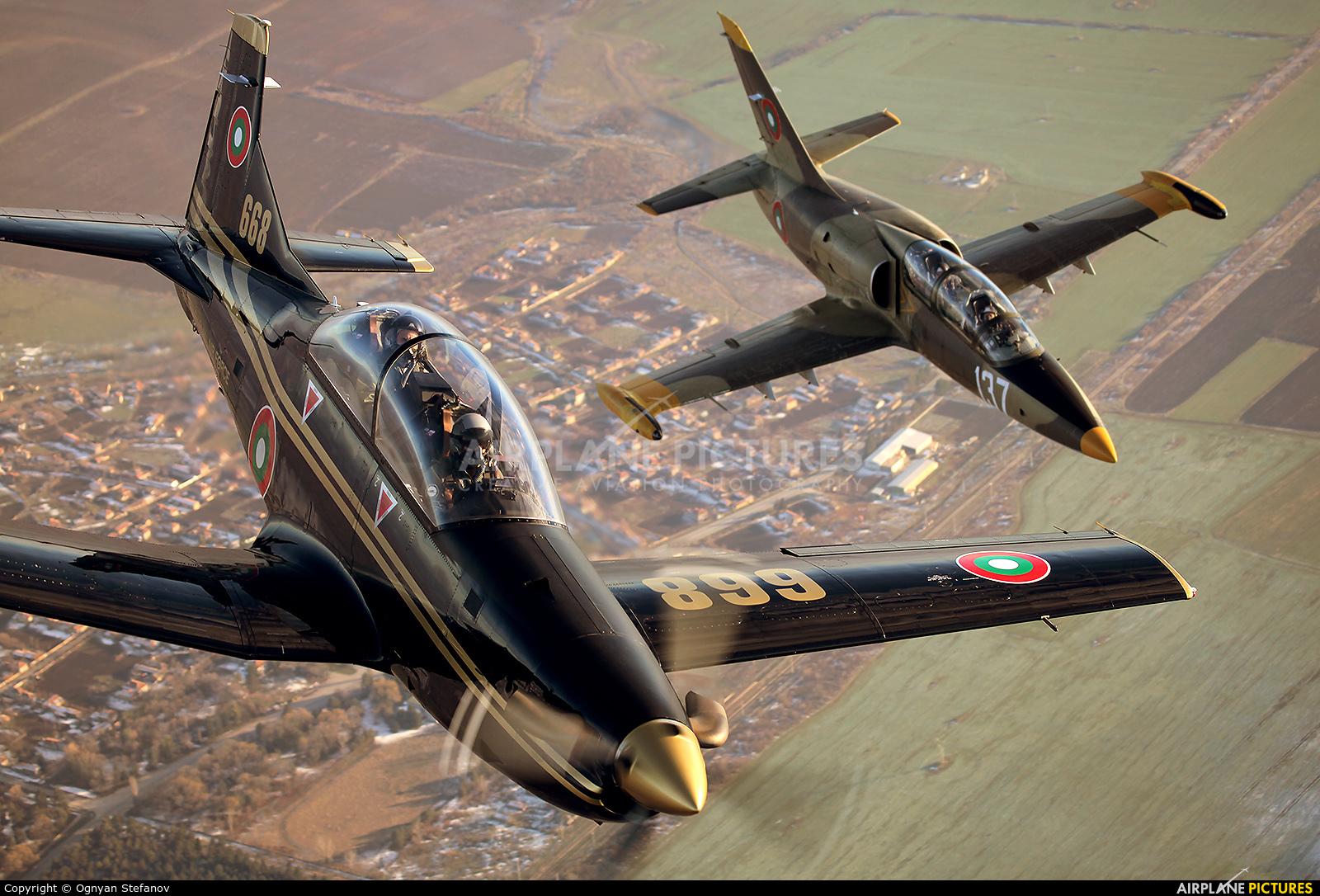 Bulgaria - Air Force 668 aircraft at In Flight - Bulgaria
