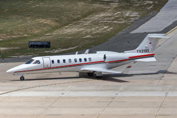YV3193 - Private Bombardier Learjet 45