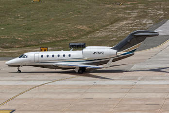 N712FL - Private Cessna 750 Citation X