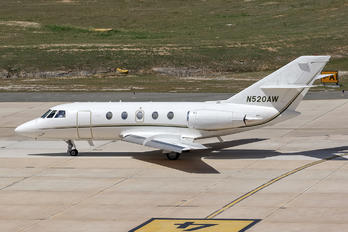 N520AW - Private Dassault Falcon 20