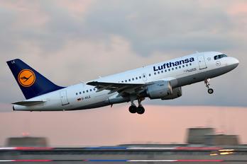 D-AILE - Lufthansa Airbus A319