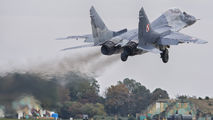 4120 - Poland - Air Force Mikoyan-Gurevich MiG-29G aircraft