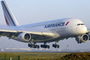 F-HPJI - Air France Airbus A380 aircraft