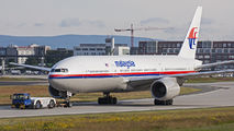 9M-MRA - Malaysia Airlines Boeing 777-200ER aircraft