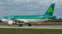 EI-DVG - Aer Lingus Airbus A320 aircraft