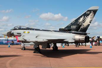 ZJ925 - Royal Air Force Eurofighter Typhoon F.2