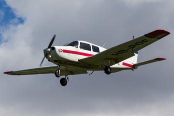 HB-POE - Private Piper PA-28 Cadet