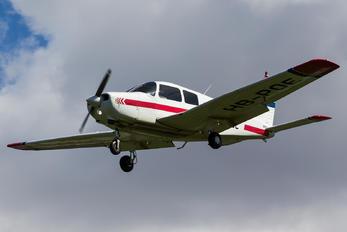 HB-POE - Private Piper PA-28 Cadet