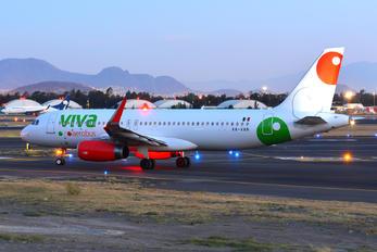 XA-VAN - VivaAerobus Airbus A320
