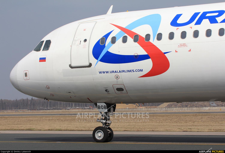 Ural Airlines VQ-BOB aircraft at Moscow - Domodedovo