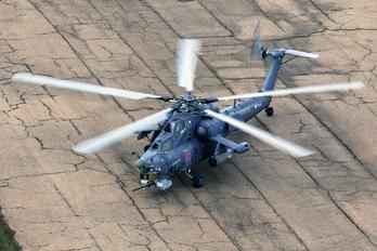 RF-91344 - Russia - Air Force Mil Mi-28