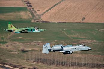 246 - Bulgaria - Air Force Sukhoi Su-25K