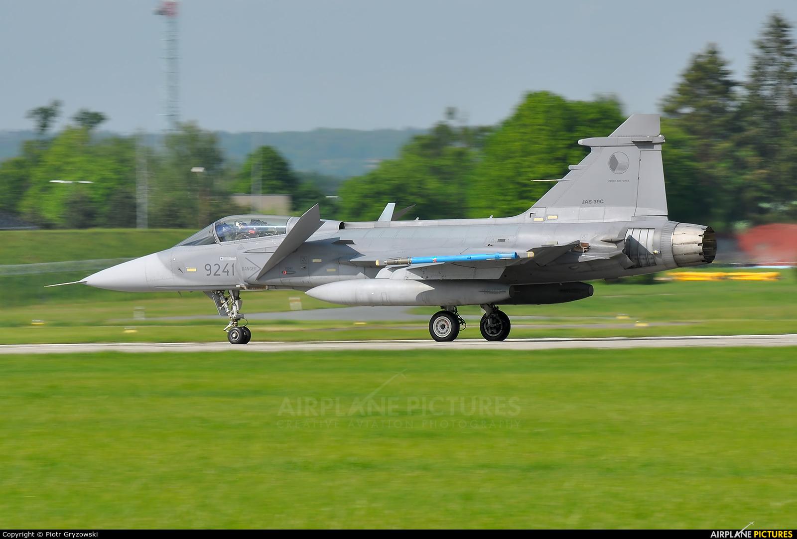 Czech - Air Force 9241 aircraft at Čáslav