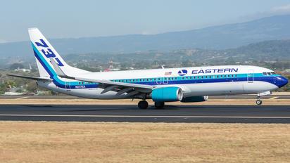 N277EA - Eastern Airlines Boeing 737-800