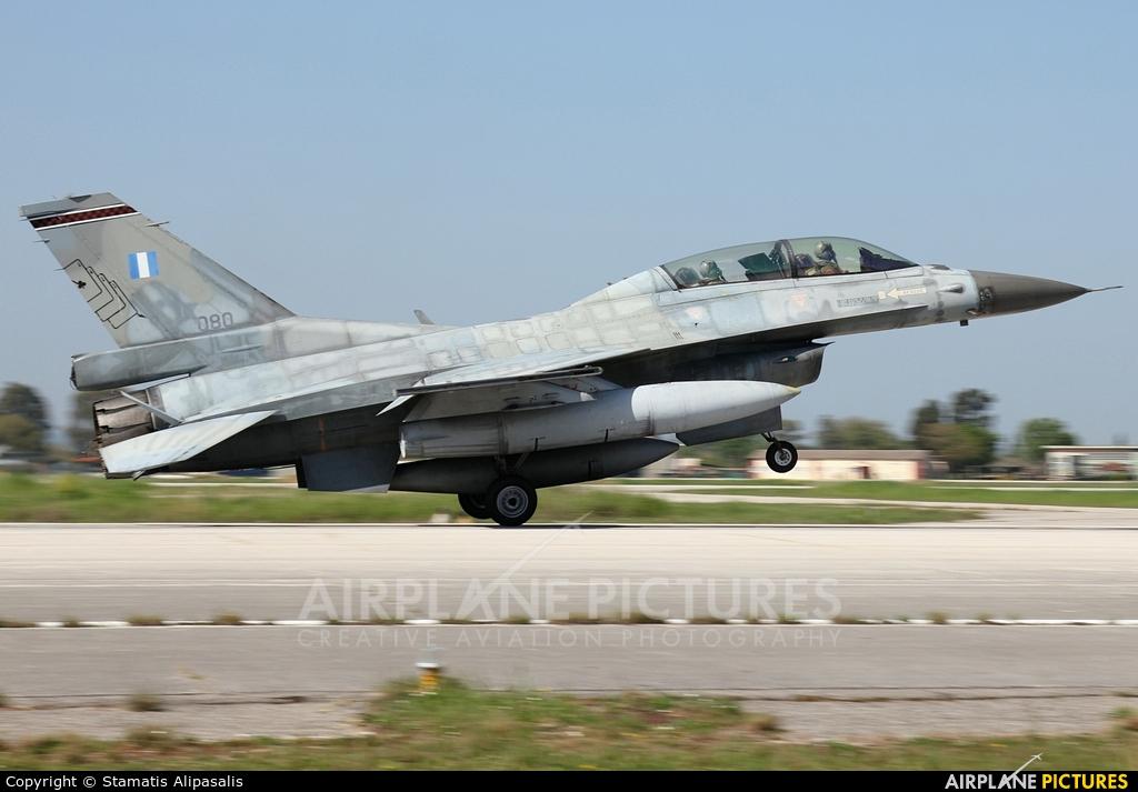 Greece - Hellenic Air Force 080 aircraft at Andravida AB