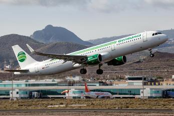 D-ASTE - Germania Airbus A321