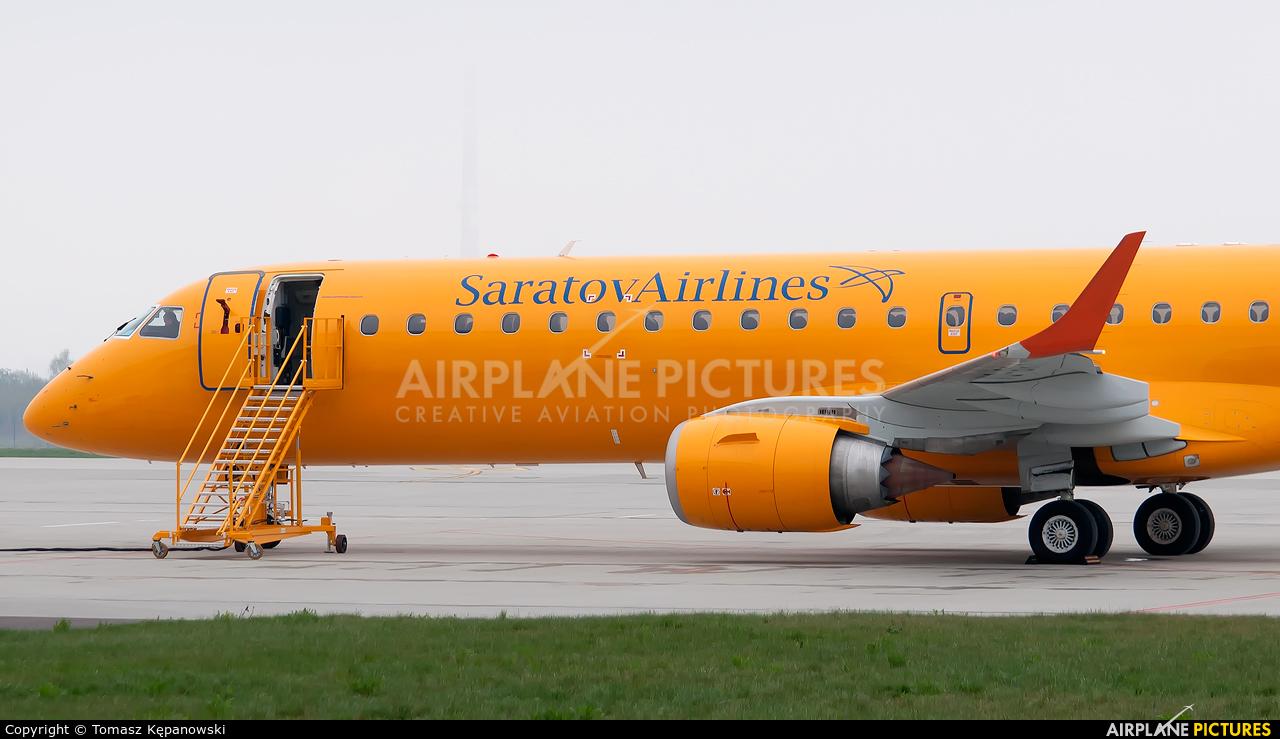 Saratov Airlines VQ-BRY aircraft at Rzeszów-Jasionka