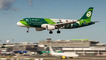 EI-DEO - Aer Lingus Airbus A320 aircraft