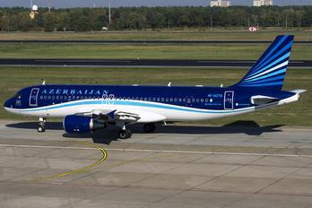 4K-AZ78 - Azerbaijan Airlines Airbus A320