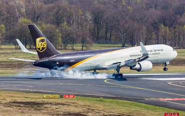 N322UP - UPS - United Parcel Service Boeing 767-300ER