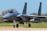 84-0016 - USA - Air National Guard McDonnell Douglas F-15C Eagle aircraft