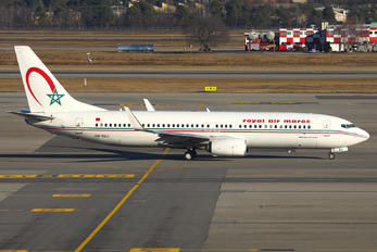 CN-RGJ - Royal Air Maroc Boeing 737-800