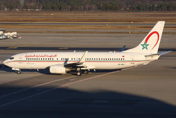 CN-RNU - Royal Air Maroc Boeing 737-800
