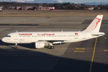 TS-IMC - Tunisair Airbus A320