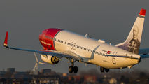 LN-NGP - Norwegian Air Shuttle Boeing 737-800 aircraft